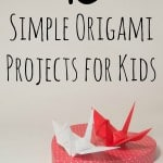 Origami for Kids: 10 Awesome Instructions