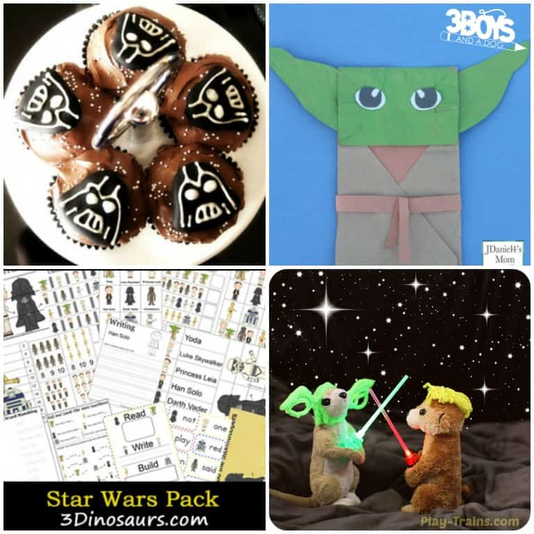 Star Wars Printables, Crafts, and Recipes