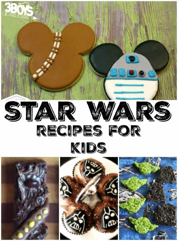 Star Wars Recipes for Kids