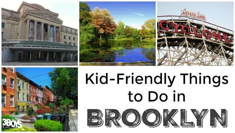 Things to Do with Kids in Brooklyn
