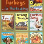Turkey Books for Kids