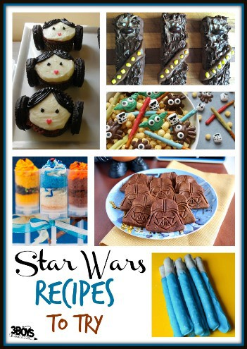 Delicious Star Wars Recipes