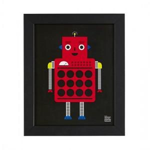 robot-wall-art