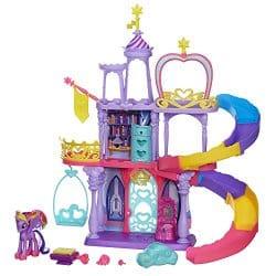 My Little Pony Friendship Rainbow Kingdom Playset 50% Off