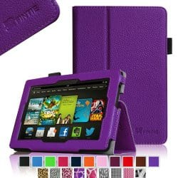 Kindle Fire HD 7 Folio Case Up to 70% off