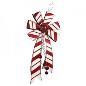 Christmas-Holiday-Bow-with-Bell-HM1020