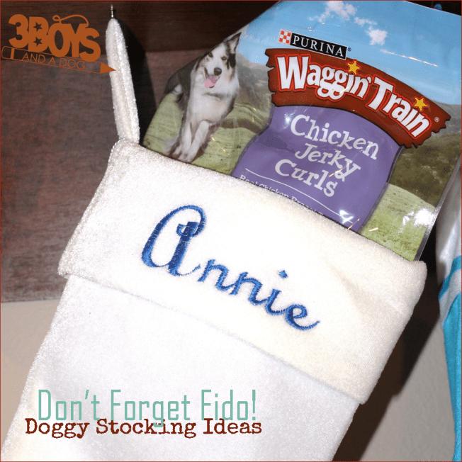 Doggy Stocking Ideas