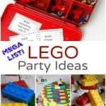 Mega List of LEGO Party Ideas