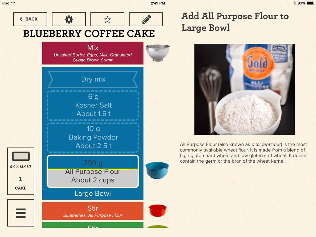 Perfect Bake_Blueberry Coffee Cake_PerfectCompany