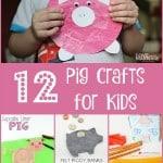 Pig Crafts for Kids