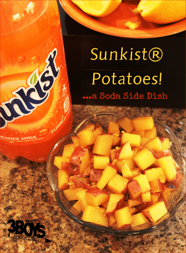 Sunkist Potatoes Recipe