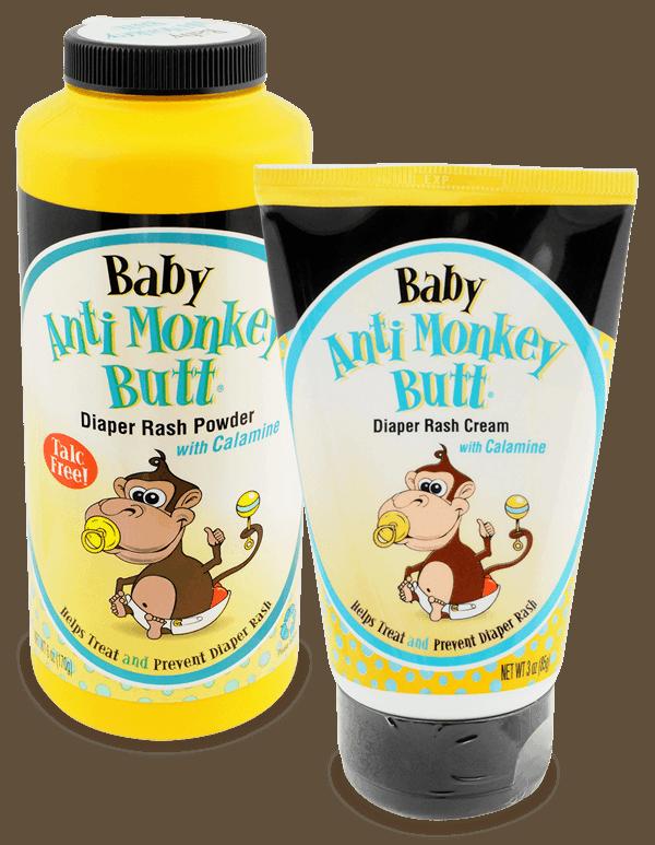 monkey butt baby