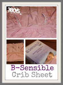 Review: B-Sensible Crib Sheet