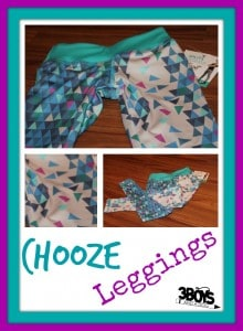 Review: CHOOZE Leggings
