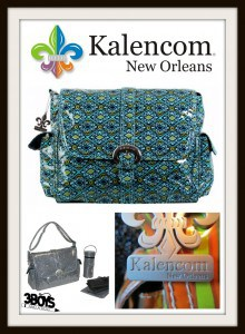 Review: Kalencom New Orleans Diaper Bag