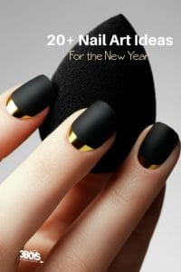 Over 20 Nail Ideas, Designs, and Colors for New Years