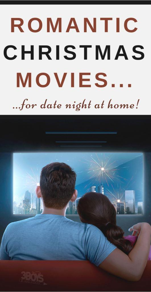 Any Holiday movie from this list of Romantic Christmas Movies is a great way to have a little date-night without spending much in the way of money!
