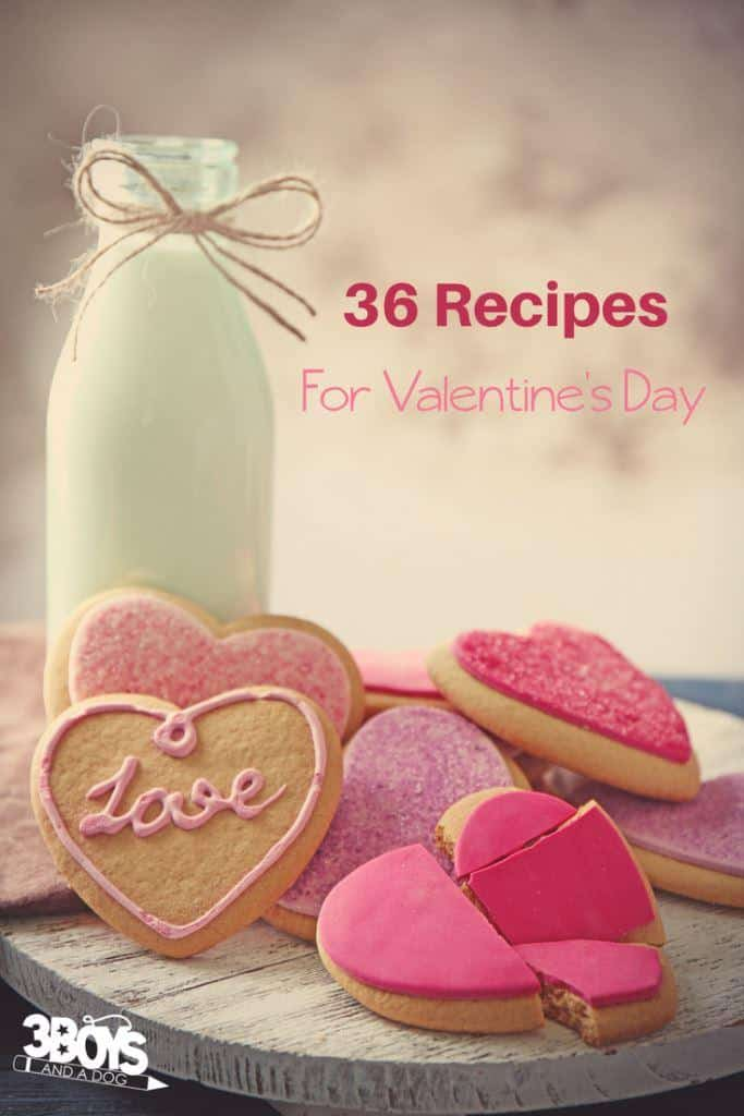 36 Pinterest worthy recipes for Valentine's Day