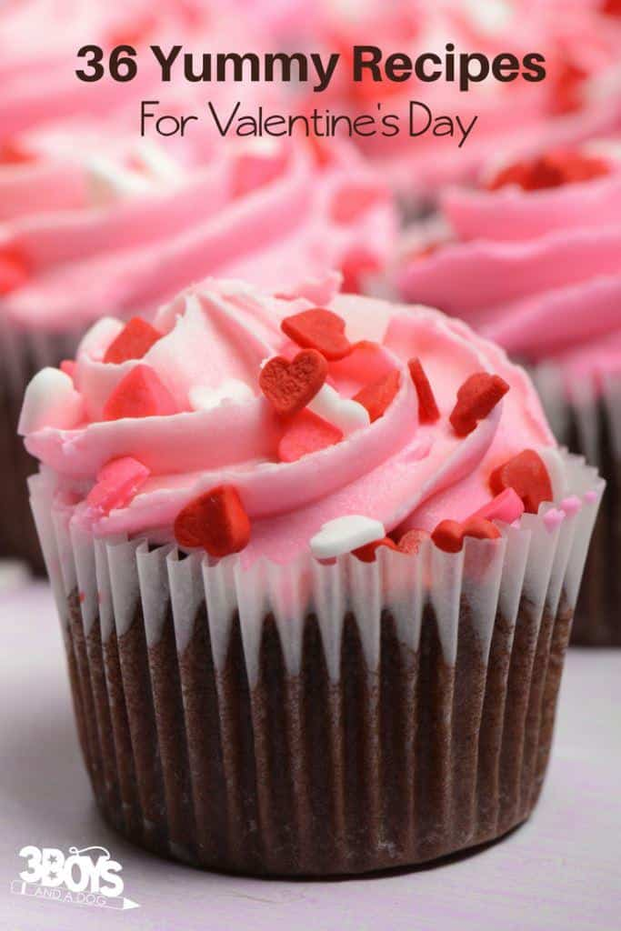 36 Valentine's Day recipes