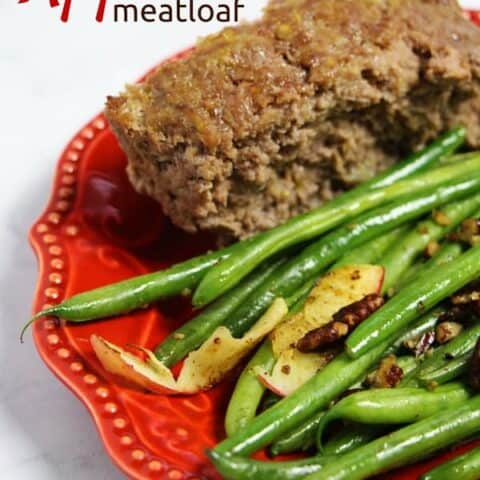 Apple Meatloaf