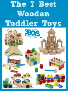 Best Wooden Toddler Toys