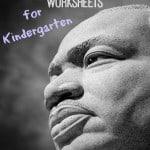 Dr Martin Luther King Jr Worksheets for Kindergarten
