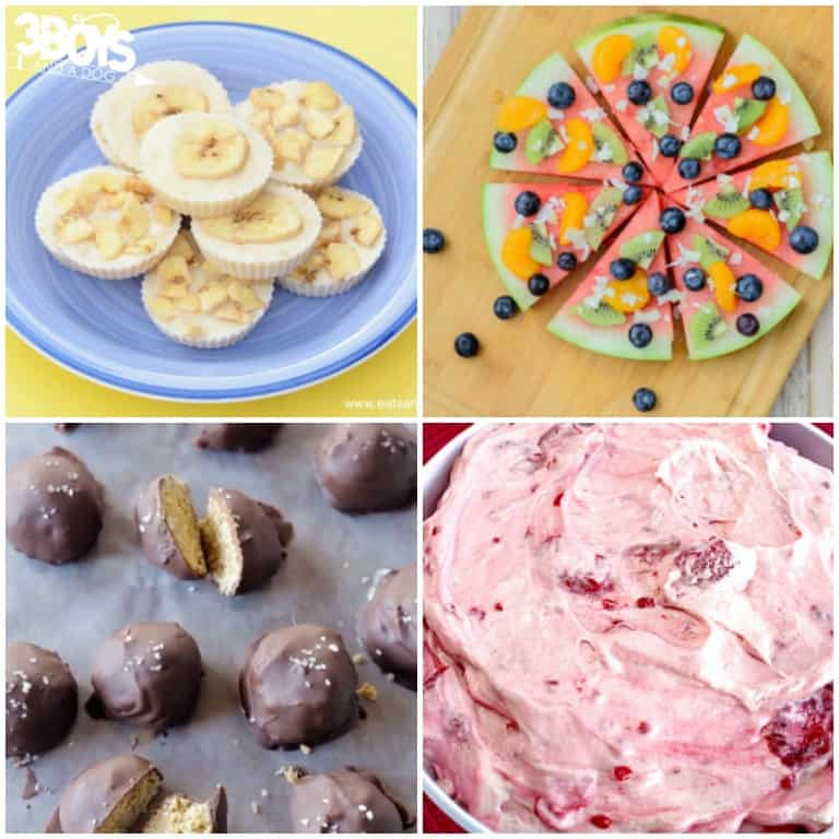 Healthy and Tasty Low Fat Dessert Recipes