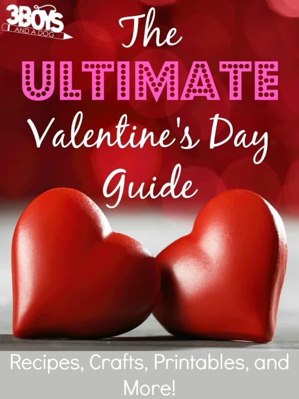 The Only Valentine's Day Resource You Will Ever Need!