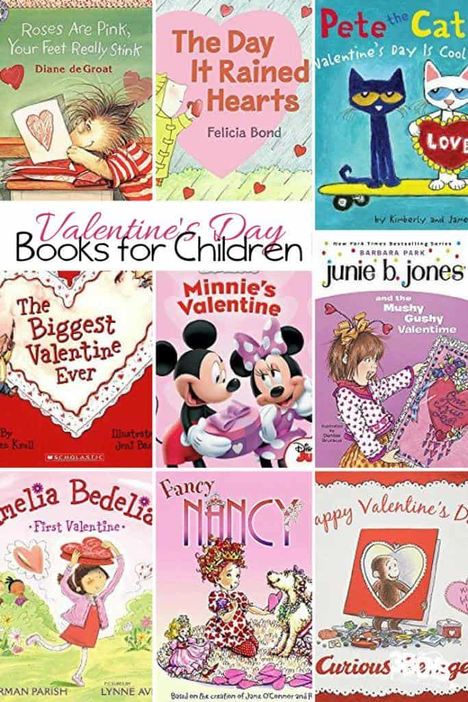Valentine's Day Books for Children