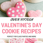 17 Valentine's Day cookie recipes