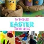 30 Toddler Easter Theme Ideas