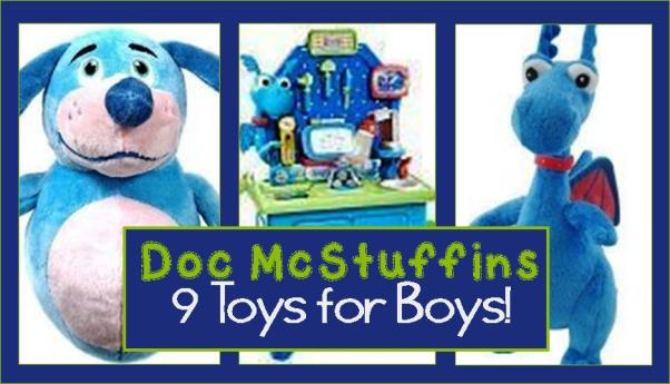 9 Doc McStuffins Toys for Boys