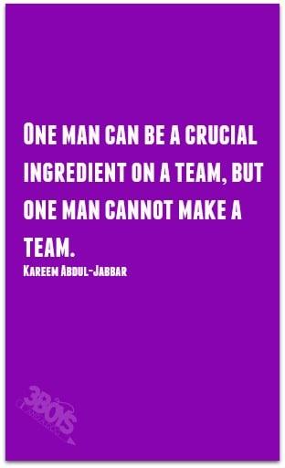 Basketball Quotes Jabbar