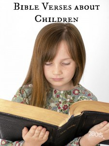 Bible Verses about Children