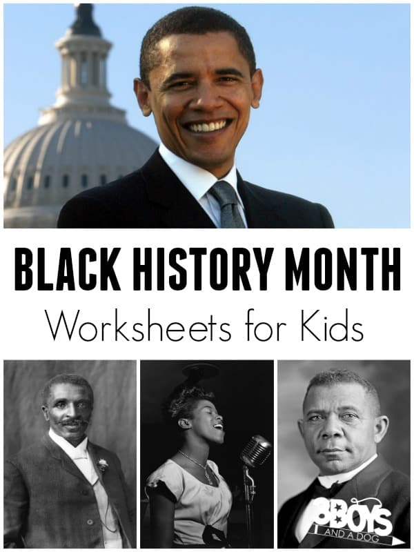 black history worksheets use these mlk copywork worksheets to help ...