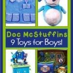 Doc McStuffins Toys for Boys