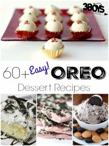 Over 60 Easy OREO Dessert Recipes