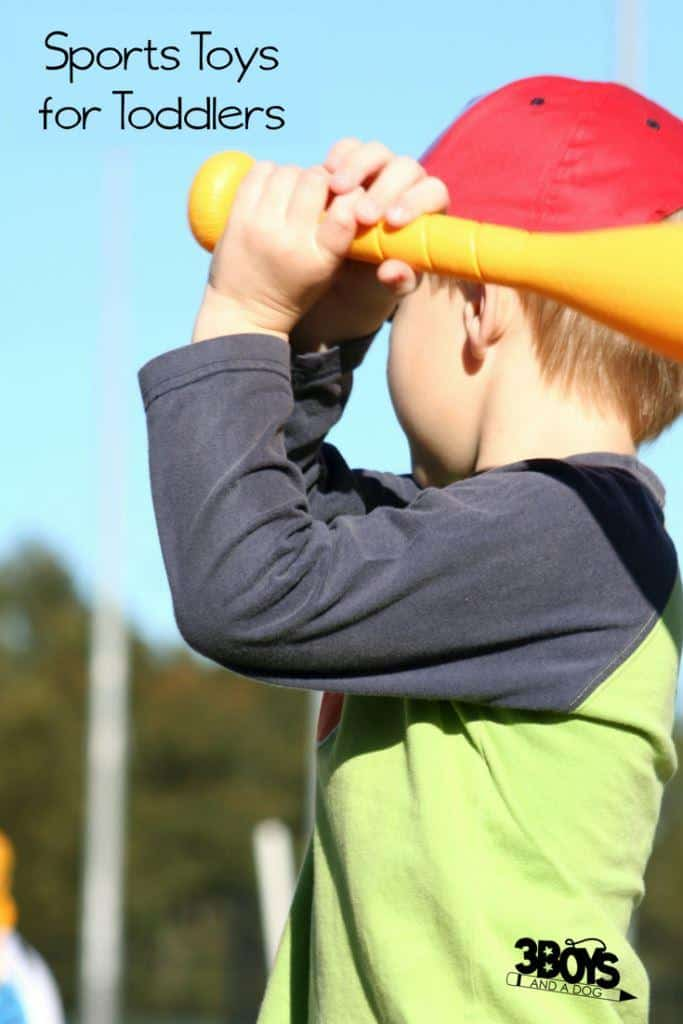 7 toddler sports toys to get them playing