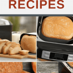 bread recipes for the machine and oven