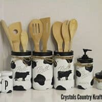 Farmhouse Canister Set