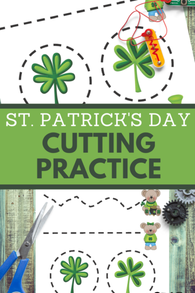 st paddy cutting practice for preschoolers