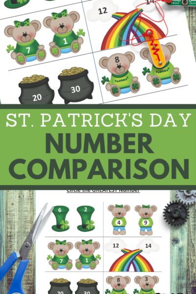 st paddy what number is biggest practice for preschoolers