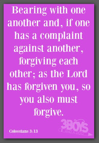 Bible Quotes for Families (1)