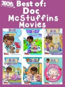 Best of Doc McStuffins Movies