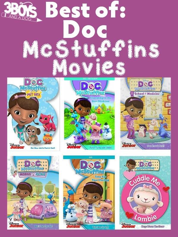 Best of Doc McStuffins Movies