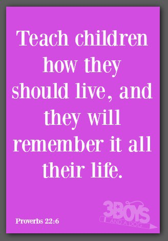 Bible Quotes For Families 60 Boys And A Dog Amazing Bible Quotes About Children
