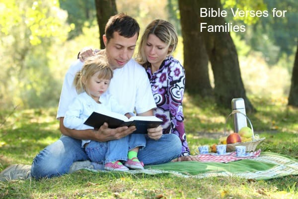Bible Verses for Families