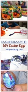 How to Make Your Own Easter Eggs