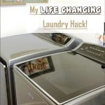 My Life Changing Laundry Hack
