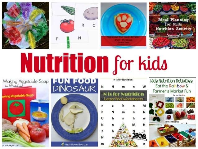 Nutrition-For-Kids-Unit-Studies